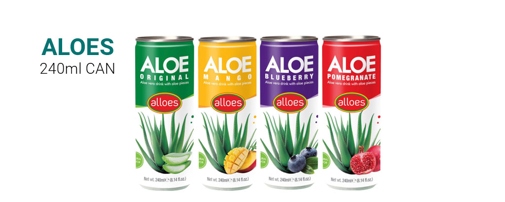 Aloes can