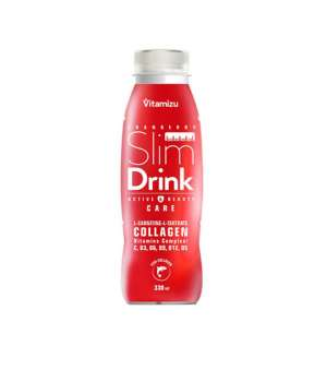 Slim Drink Cranberry and Collagen 330ml
