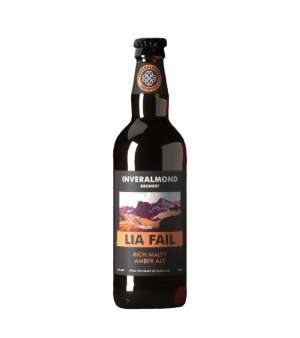 Lia Fail Rich Malty Amber Ale 4.7%, бут. 0.5 л.