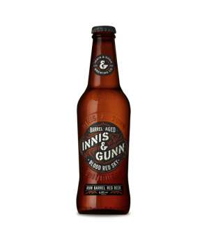 Innis & Gunn Blood Red Sky Rum Finish 6.8%, бут. 0.33 л.