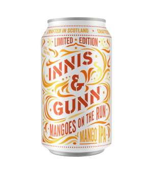 Innis & Gunn Mangoes on the Run IPA 5.6%, кен 0.33 л.