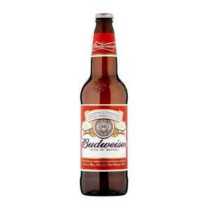 Budweiser Twist off 0,33l  4.5 % bottle