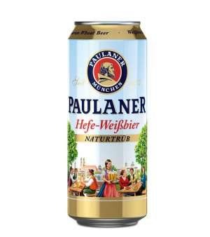 Paulaner Kafeweiss 5.5% CAN