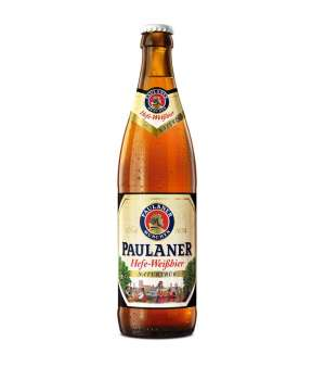 Paulaner Kafeweiss bottle 5,5%