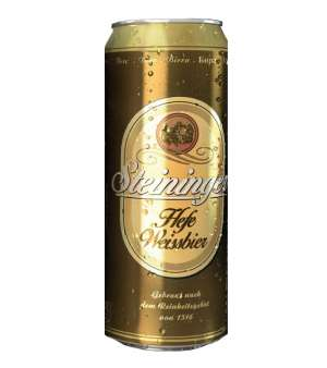 Steininger Hefeweiss beer кен