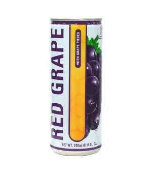 Juice aloe vera red grapes - CAN