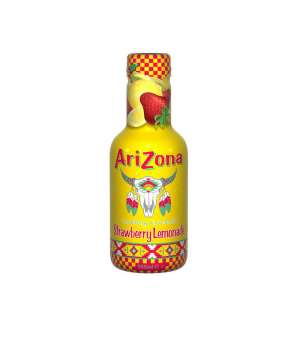 AriZona Strawberry Lemonade 0,5L