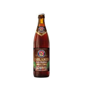 Paulaner Kafeweiss dark bottle