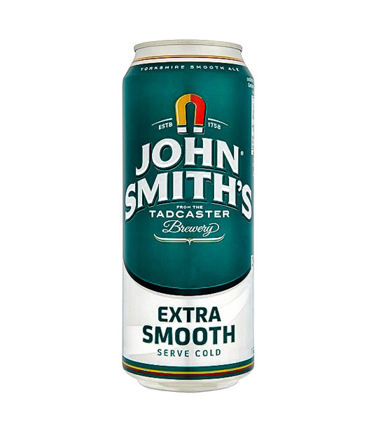 John Smiths Extra Smooth alc 3.6 %